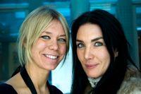 Marie och Annica Eklund driver designföretaget Bolon och är nominerade till SvD Affärsbragd 2016. Får de din röst?