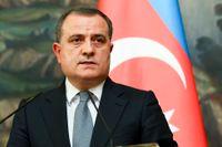 Jeyhun Bayramov är Azerbajdzjans utrikesminister.