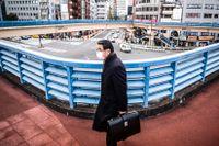 Över 90 fall av ny virusvariant i Japan
