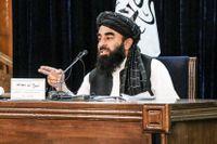 Inga kvinnor i ny talibanregering