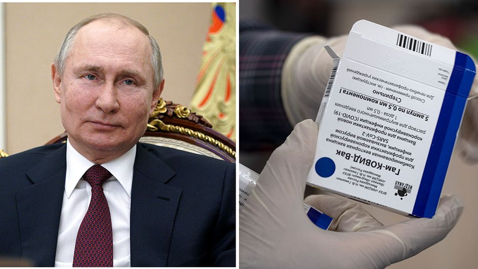 Det ryska vaccinet Sputnik V kan tillverkas  i Sverige - flera svenska bolag är redo att tillverka vaccinet som blivit till en succé för Vladimir Putin.