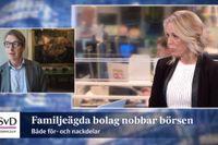 """""""Familjeföretag går bättre än andra företag"""""""