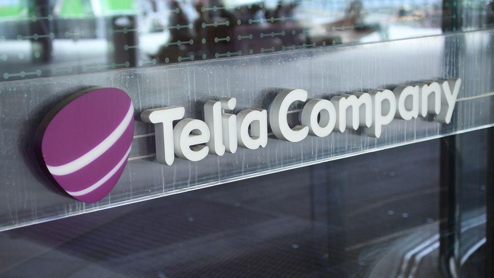 Nepal kräver Telia på skatt. Arkivbild.