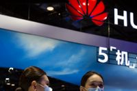 De kinesiska mobiljättarna Huawei och ZTE stängs ute  från den svenska 5G-marknaden.