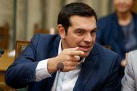 Greklands premiärminister Alexis Tsipras vill ha skuldlättnader från landets långivare. Arkivbild