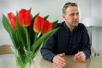 1999 stod Jonas Sjöstedt överst på EU-vallistan för Vänsterpartiet. Arkivbild.