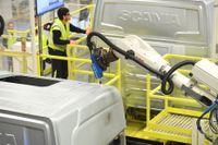 Scania-ägaren Traton redovisade ett kraftigt försämrat rörelseresultat för första kvartalet. Arkivbild.