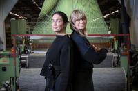 Annica och Marie Eklund.