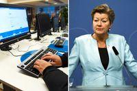 Nyanländas etablering på arbetsmarknaden halkar efter trots åtgärder. Målet från arbetsmarknads- och etableringsminister Ylva Johansson är att nyanlända ska vara i arbete eller i utbildning efter två år.