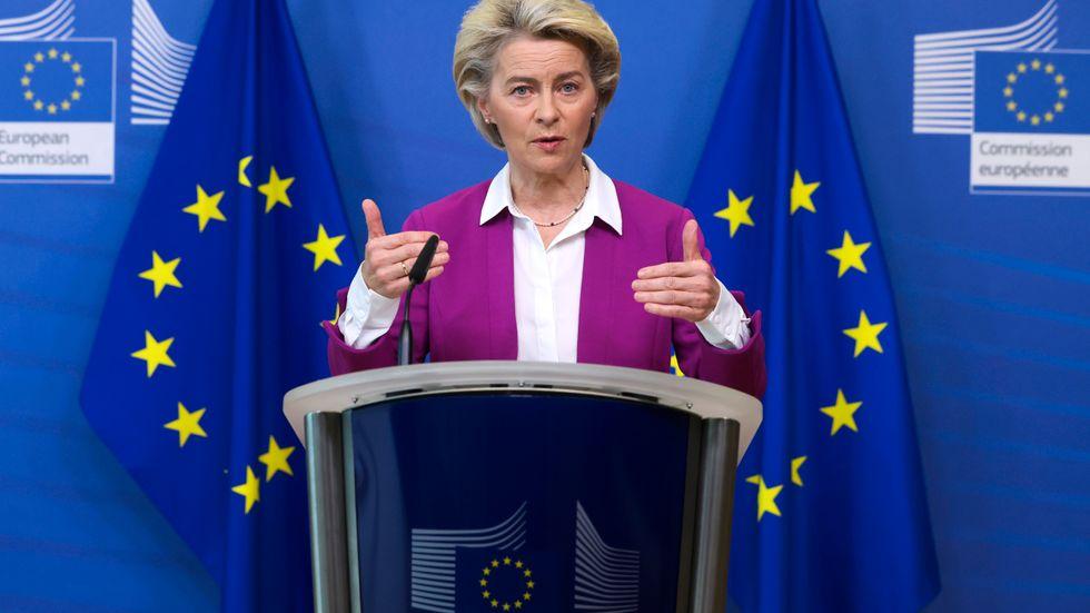 Över en miljard vaccindoser från EU