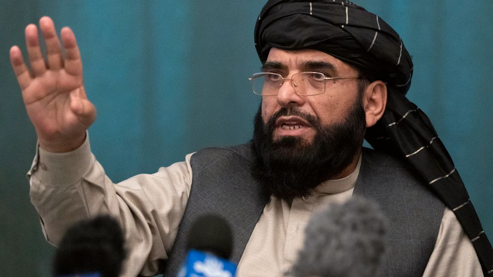 Talibanernas tidigare talesperson Suhail Shaheen har nominerats av extremiströrelsen som FN-ambassadör. Han lär dock inte få företräda landet i generalförsamlingen i nuläget.