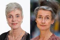 Åsa Furén-Thulin och Maria Persdotter.