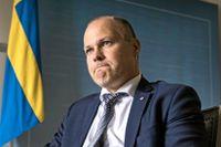 Justitie- och inrikesminister Morgan Johansson.