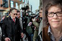 Kulturjournalistiken har låtit sig hetsas av sin egen och andras radikalism, vilket riskerar att leda till att Svenska Akademien krossas, skriver Lena Andersson.