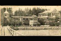 Lidingöbro värdshus 1904.