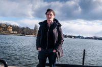 Micha Lindqvist, marknadschef för Movesta och en av företagets grundare.