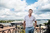 """Alexander Skarsgård kan vinna sin första Emmy för sin roll i HBO-serien """"Big little lies"""". Arkivbild."""