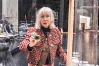 Suzanne Osten regisserar pandemisäkert.