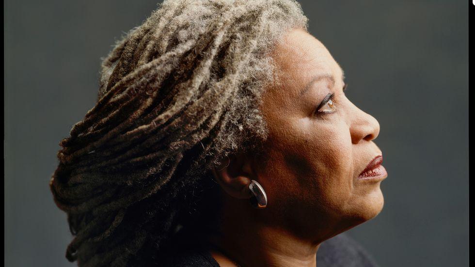 Toni Morrison. Arkivbild.