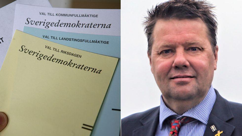 Replik från Håkan Lösnitz (SD).