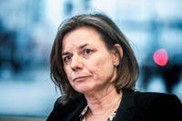 Isabella Lövin (MP). Arkivbild.