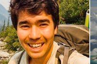 John Allen Chaus kropp är kvar på ön Norra Sentinel.