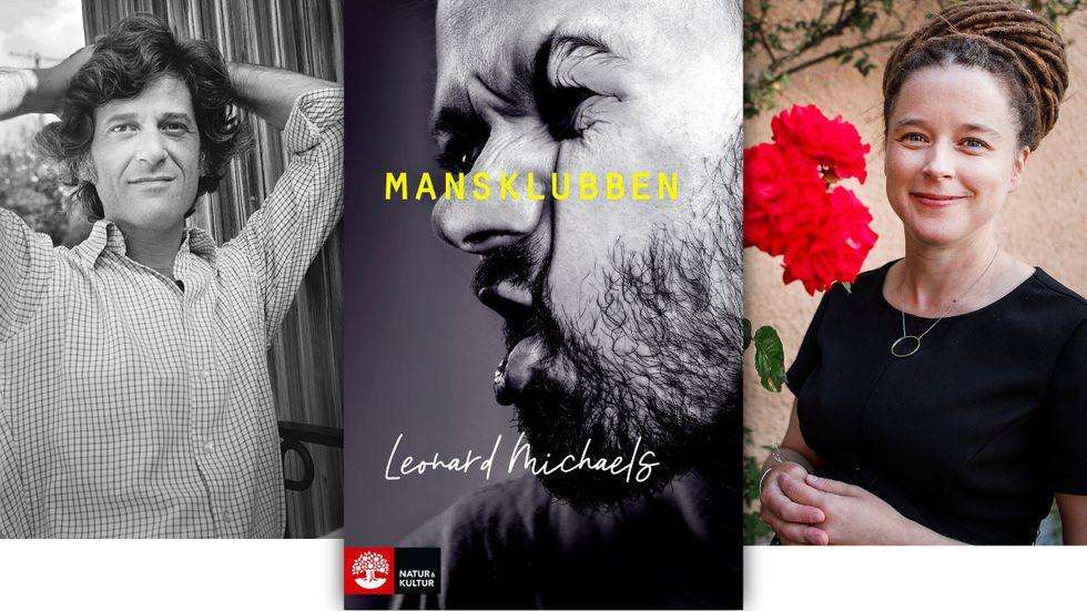 "Leonard Michaels (1933–2003) skrev ""Mansklubben"". Kulturminister Amanda Lind (MP) beställde rapporten om konstens frihet."