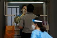 Sydkoreas huvudstad Seoul är inne i en kritisk virusfas.