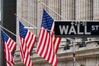USA-börserna stängde blandat på fredagen. Arkivbild.