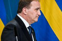 Socialdemokraternas partiledare och Sveriges statsminister Stefan Löfven.