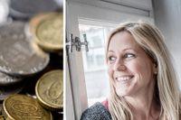 """""""Konkurrensen är hård om sparpengarna, framför allt för att vi sparar mer än någonsin"""", säger Christina Söderberg, sparekonom på Compricer."""