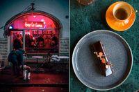 Foto: Bar La Lune och Kampanilen.