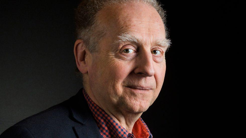 """Daniel Arsand, född 1950, har gett ut ett tiotal böcker. """"Jag lever och du hör mig inte"""" är den första som översatts till svenska."""