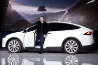 Tesla är ett känt märke. Arkivbild.