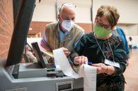 Det amerikanska presidentvalet blev betydligt mer jämnt än vad många väntade sig, utifrån opinionsundersökningarna.