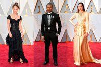 10 snyggaste modedetaljerna på Oscarsgalan