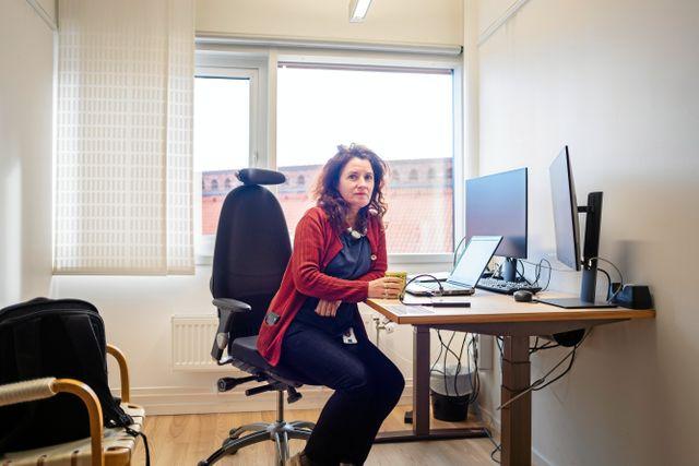 Christina Bodin Danielsson.