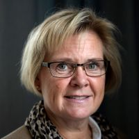 Riksåklagare Petra Lundh.