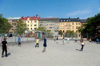 I Västra Götaland ska skolorna kunna dela ut material till ett enkelt gurgelprov till eleverna, ifall smittspårning för covid-19 behöver göras. Arkivbild.