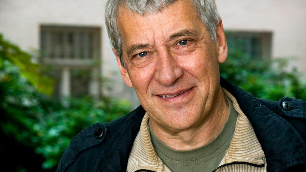 Barnboksförfattaren Ulf Nilsson tilldelades Augustpriset 2002. Arkivbild.