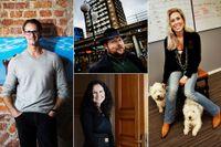 Jacob de Geer, Markus Persson, Gunilla von Platen och Jessica Löfström är fyra av dem som nominerats i tävlingen SvD Affärsbragd 2015.