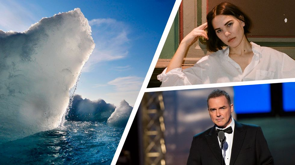 Kapprustningen av Arktis, essä av SvD-medarbetaren Lyra Koli och repris av samtal med nyligen bortgångne komikern Norm MacDonald finns bland veckans poddtips.