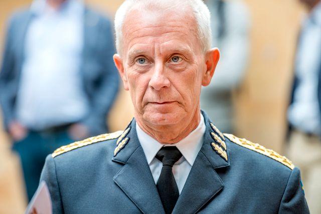 Förre ÖB Sverker Göranson uttalar sig för svenskt medlemskap i Nato.