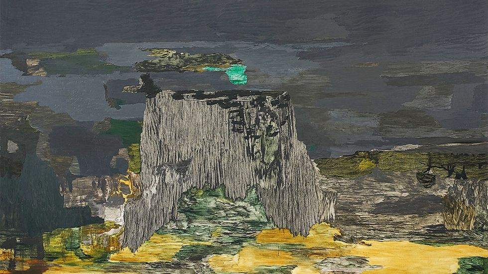 """""""Västerplana Storäng 1"""", 2013."""