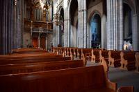 Årets kyrkomöte inleds med en gudstjänst i Uppsala domkyrka nästa vecka. Arkivbild.