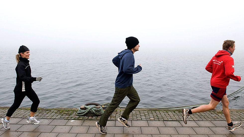 Enbart träning räcker inte för att hålla vikten, skriver SvD:s träningskrönikör Jacob Gudiol.