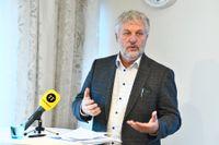 Biståndsminister Peter Eriksson (MP). Arkivbild.