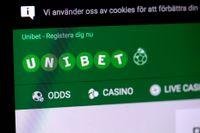 """Unibet-ägarna Kindred tänker numera redovisa hur stor del av intäkterna som kommer från """"osunt spelande"""". Arkivbild"""