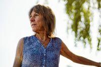 Karin Liljelund, vice ordförande i Lungcancerföreningen.
