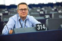 Svenske ledamoten Johan Danielsson (S) är ansvarig för EU-parlamentets behandling av sommartidens vara eller icke vara. Arkivfoto.